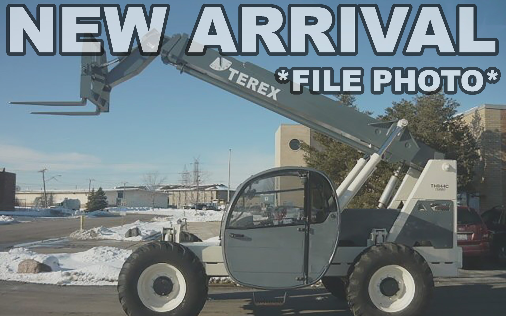 Used 2007 TEREX GTH844  | Cary, IL