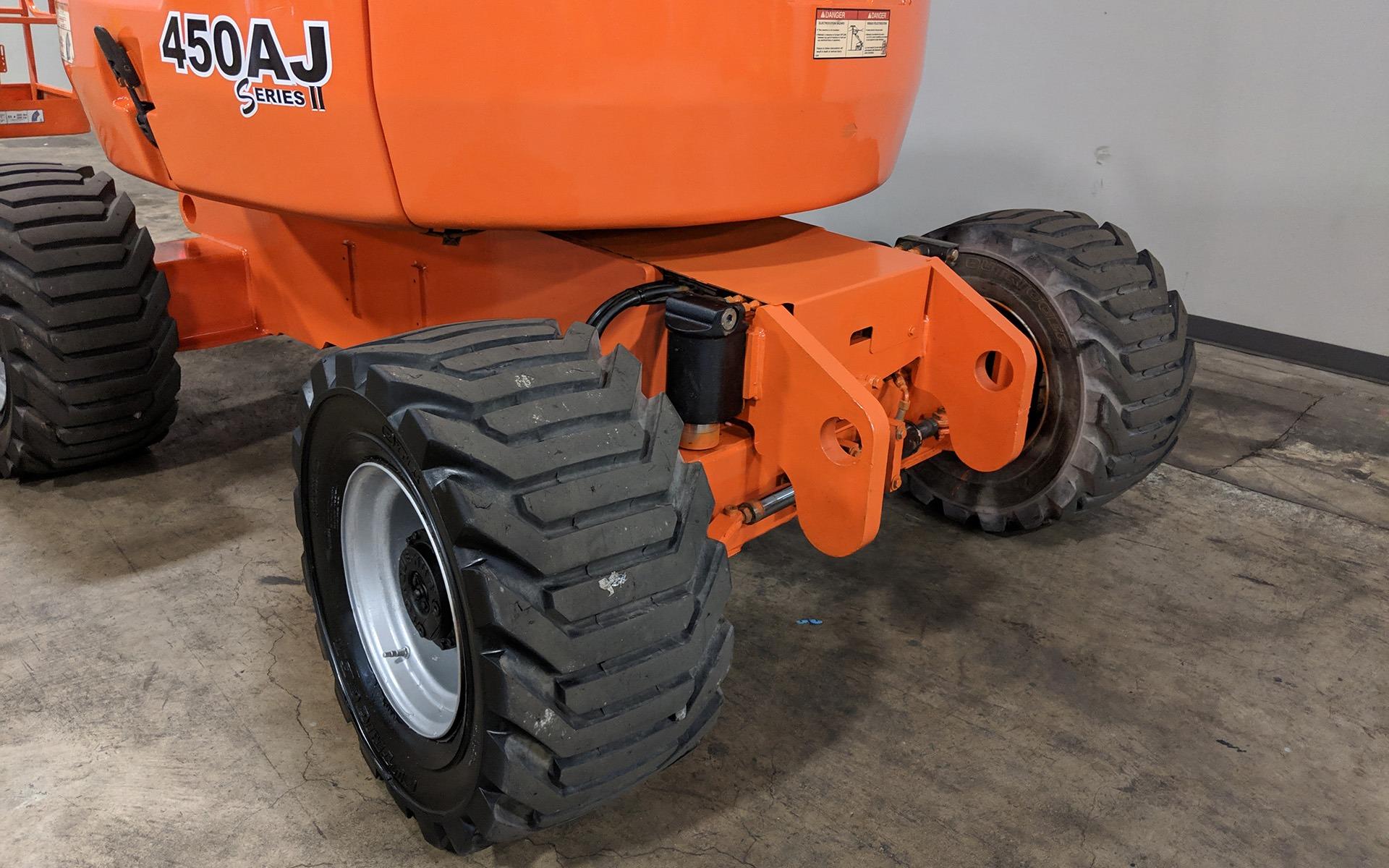 Used 2010 JLG 450AJ  | Cary, IL