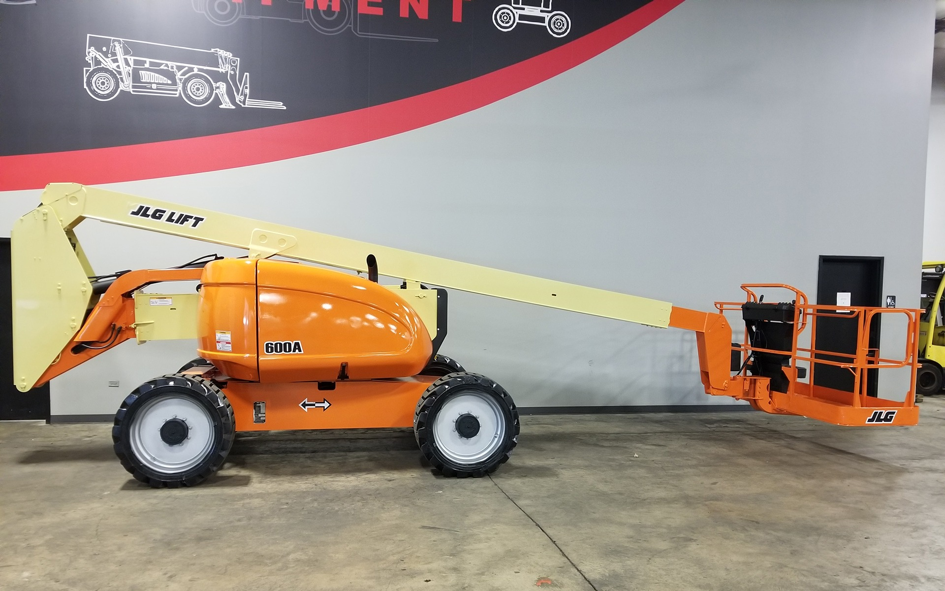 Used 2005 JLG 600A  | Cary, IL