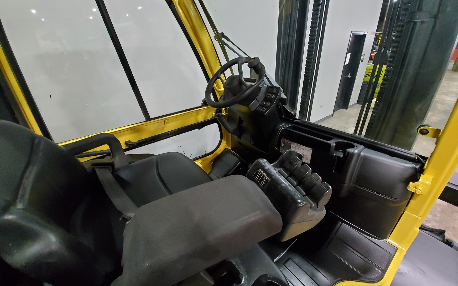 Used 2007 HYSTER H155FT  | Cary, IL