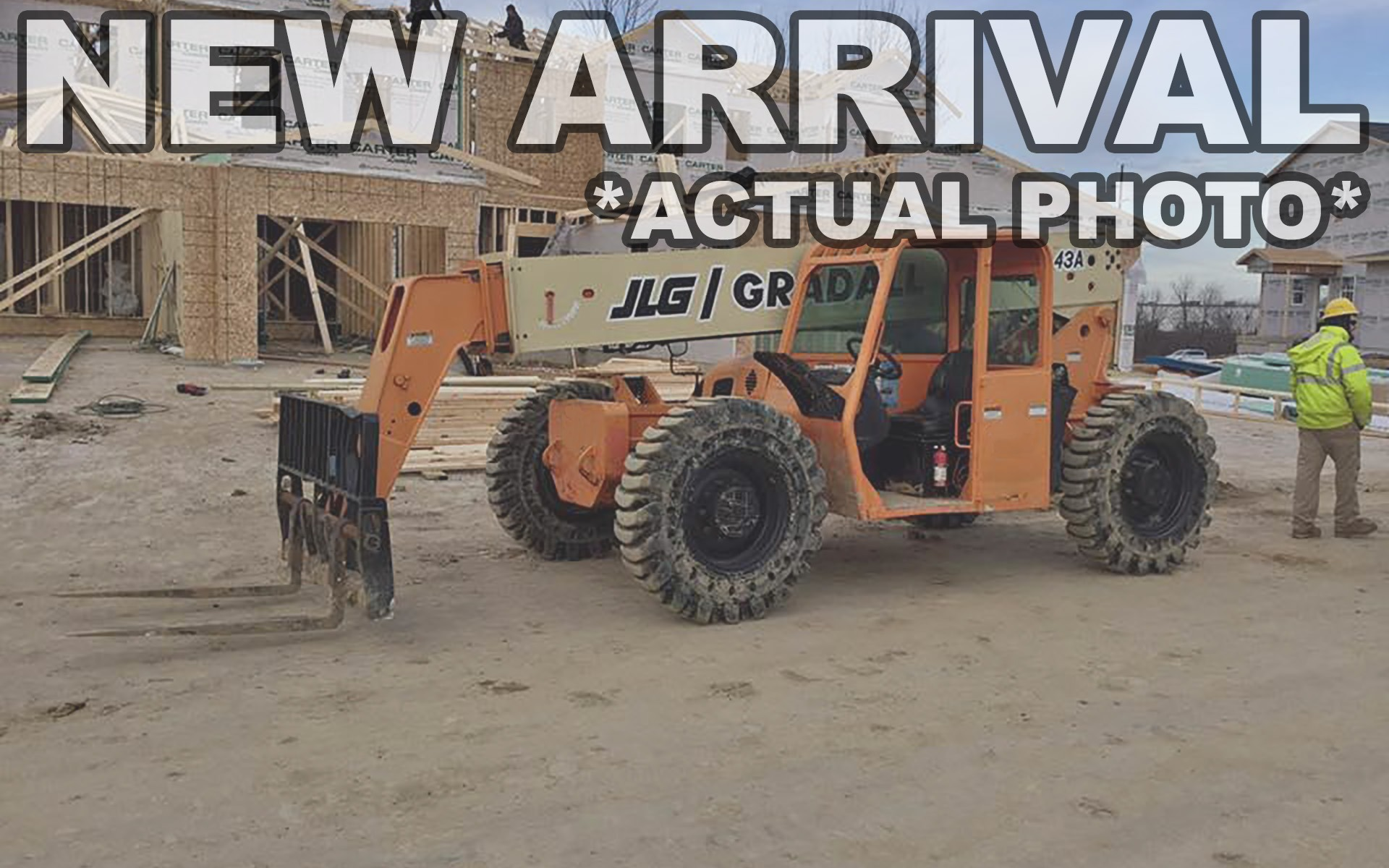 Used 2004 JLG G9-43A  | Cary, IL