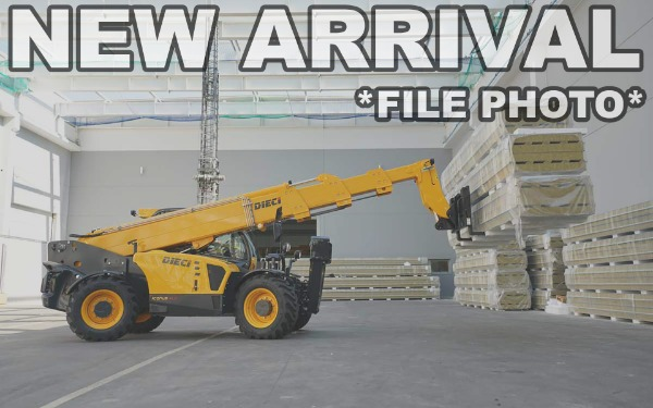 New and Pre-Owned Lift Equipment | Illinois Lift Equipment
