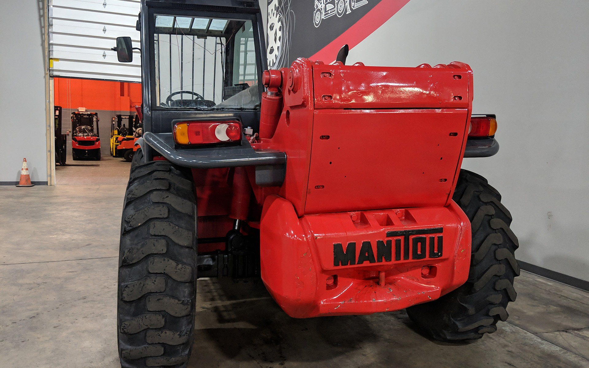 Used 2004 MANITOU MT1745  | Cary, IL