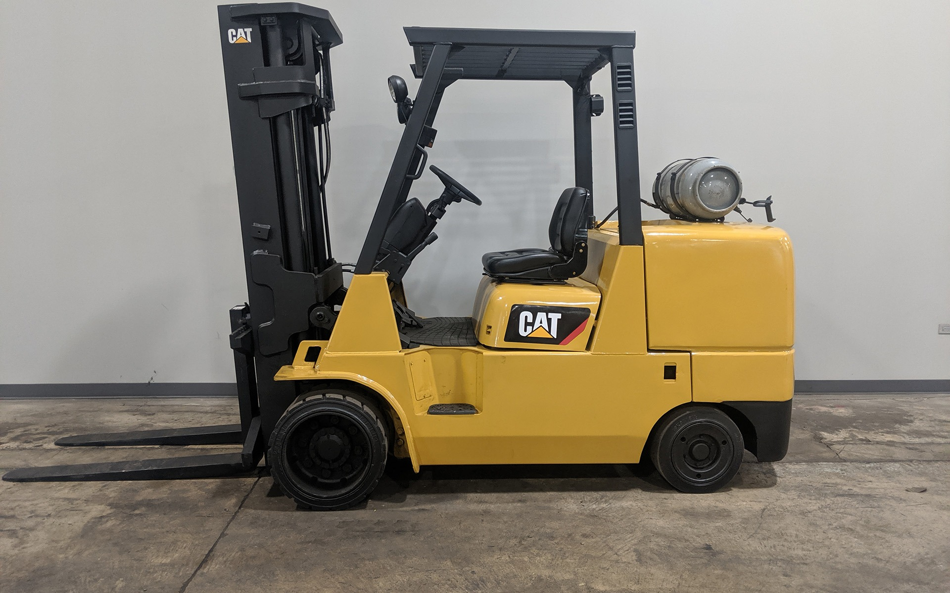 Used 2008 CATERPILLAR GC55K  | Cary, IL