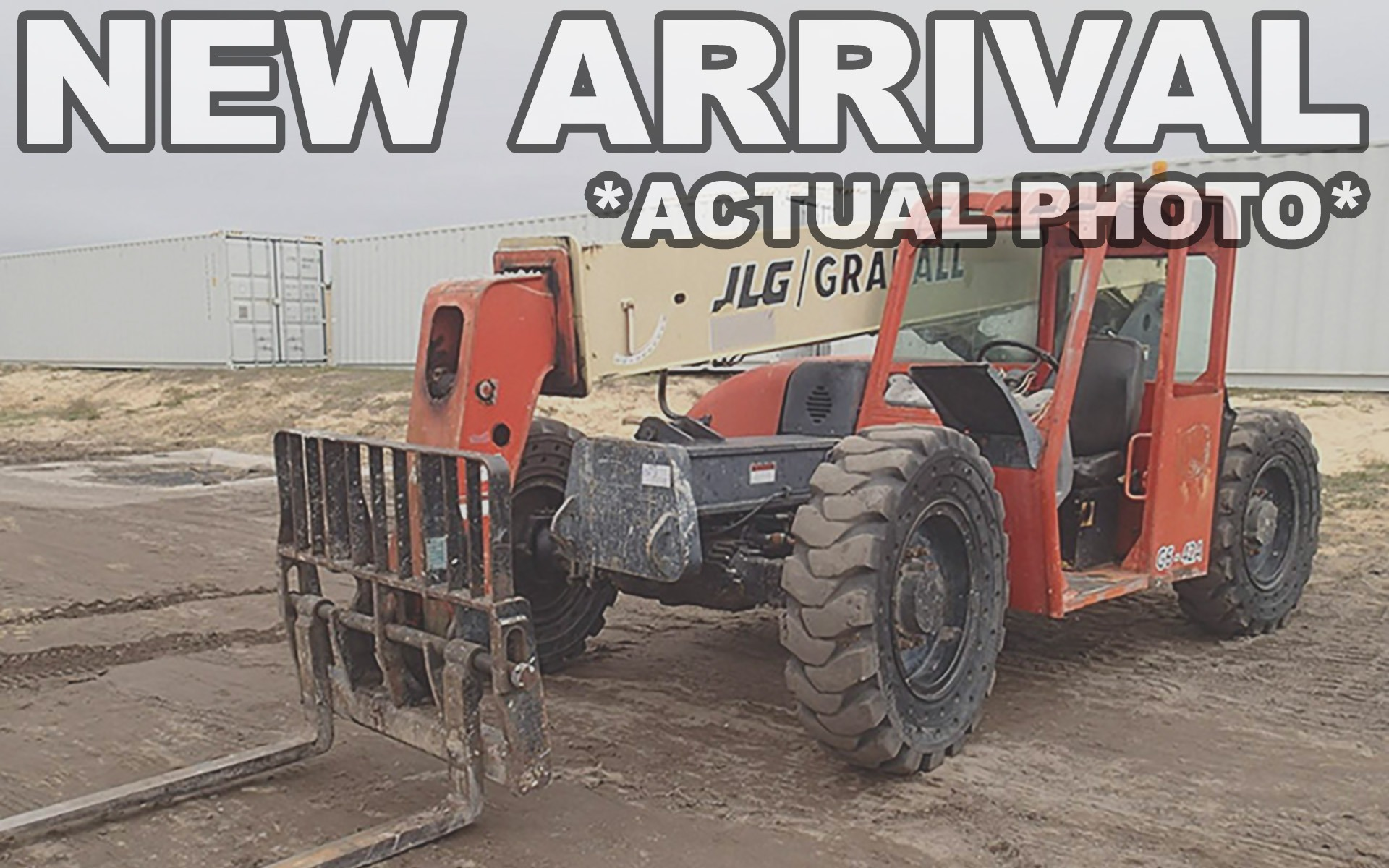 Used 2004 JLG G6-42A  | Cary, IL