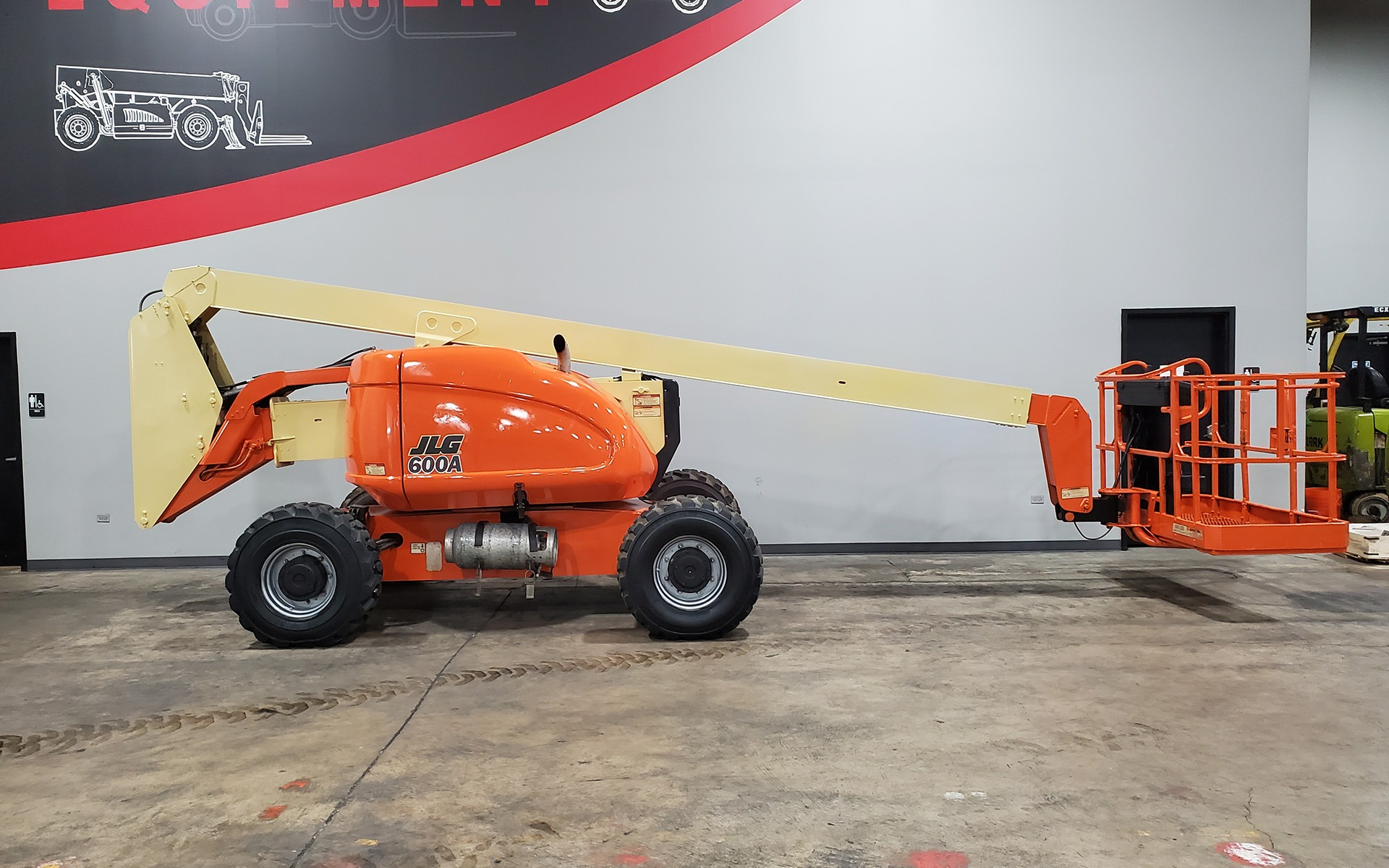 Used 2001 JLG 600A    Cary, IL