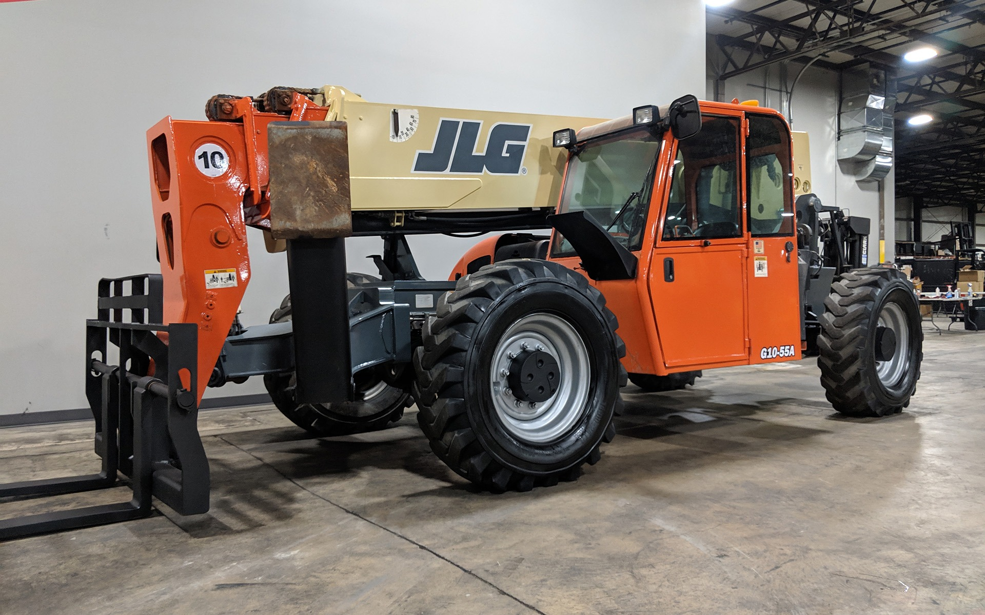 Used 2007 JLG G10-55A  | Cary, IL
