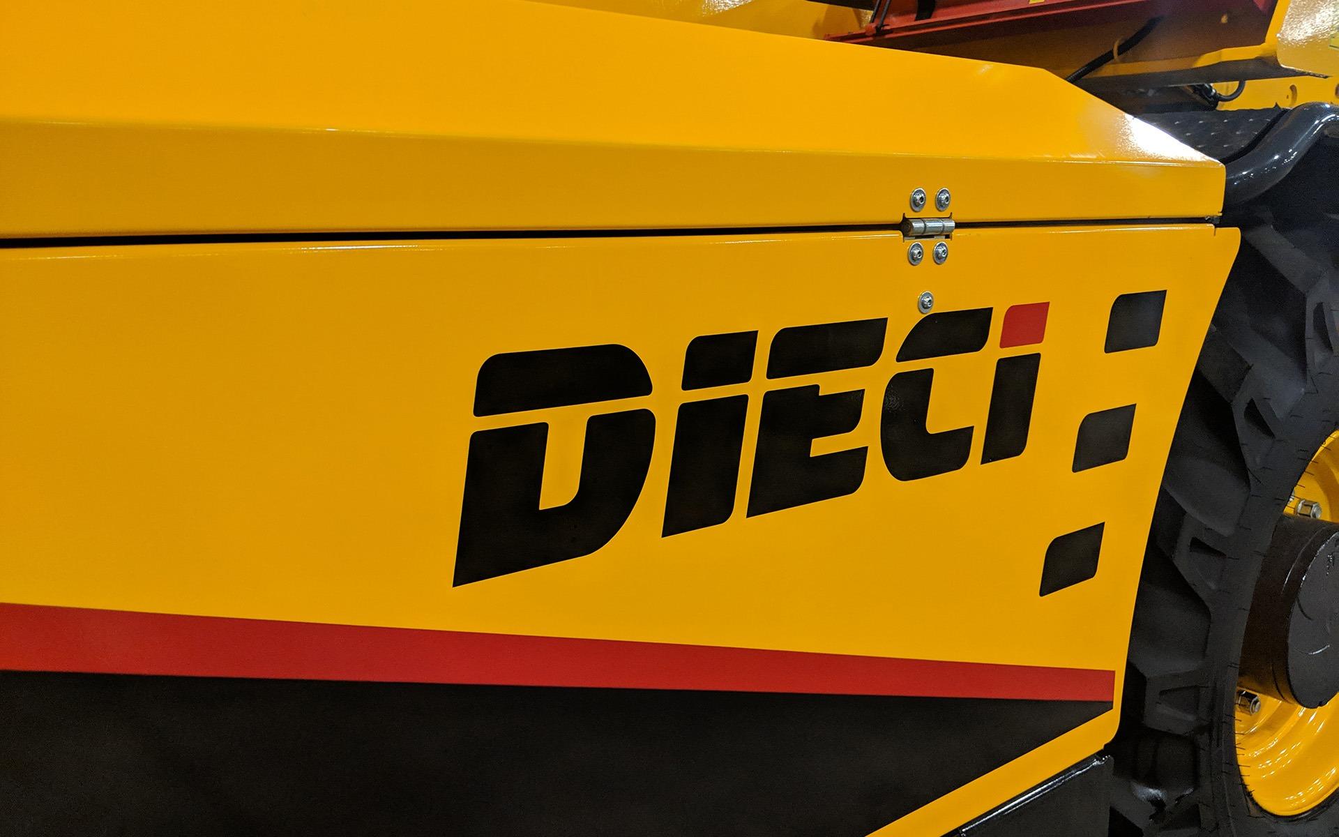 New 2018 DIECI PEGASUS 50.21  | Cary, IL