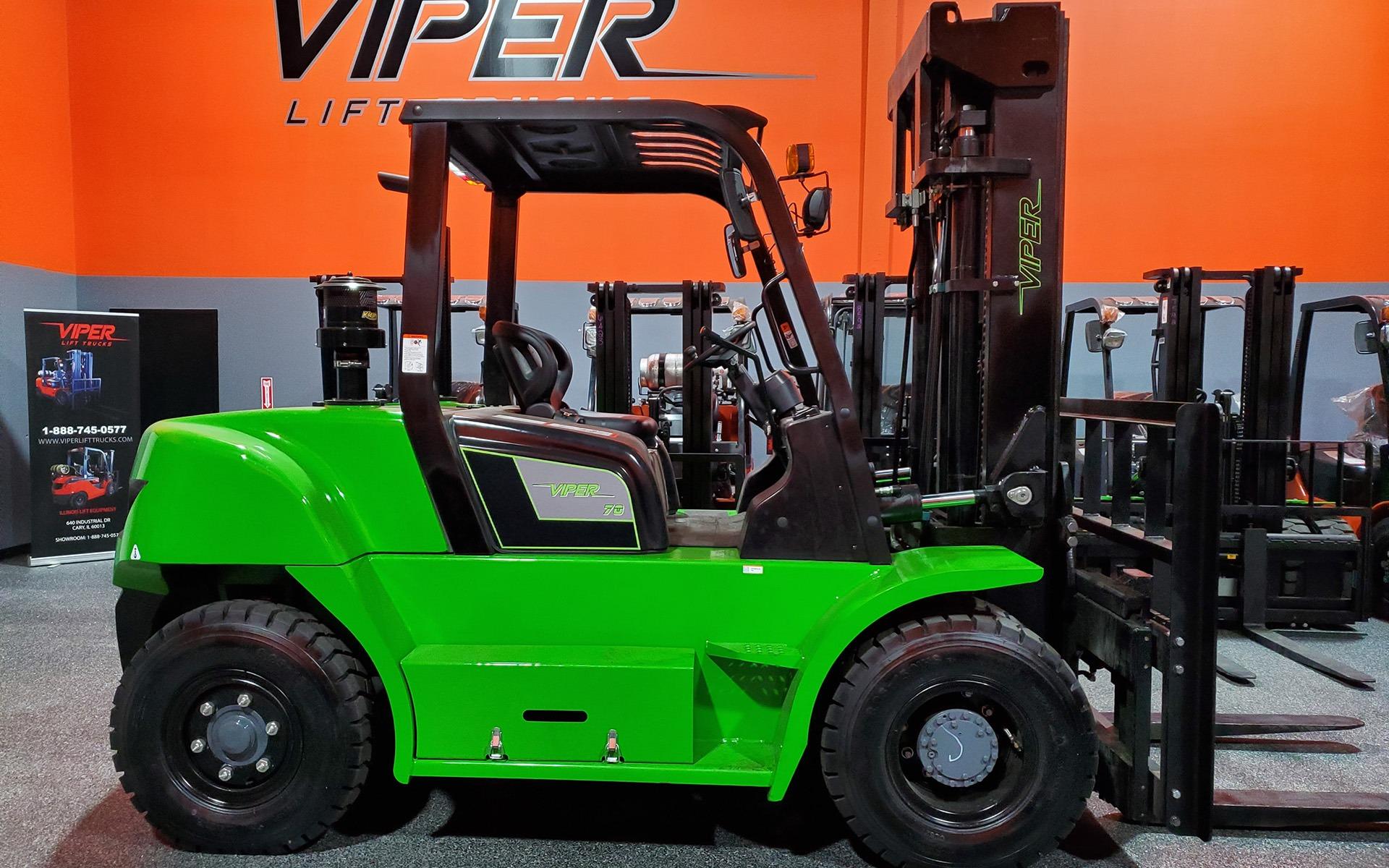 New 2019 VIPER FD70  | Cary, IL