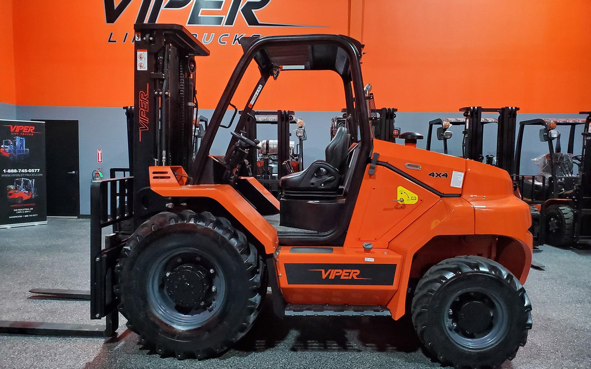 New 2021 VIPER RT80  | Cary, IL