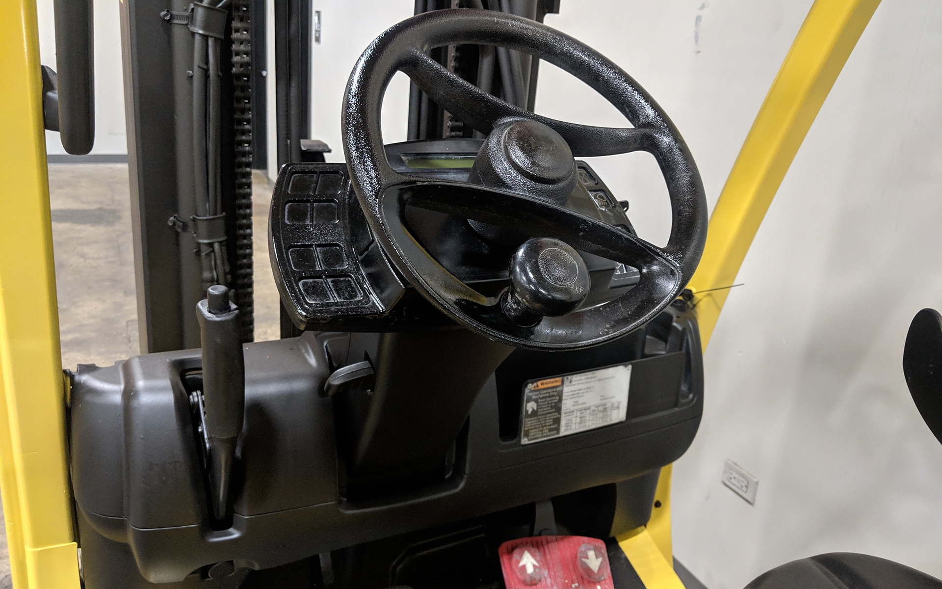 Used 2012 HYSTER S50FT  | Cary, IL