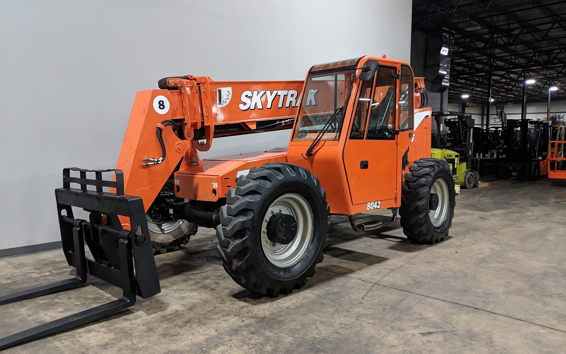 Used 2007 SKYTRAK 8042  | Cary, IL