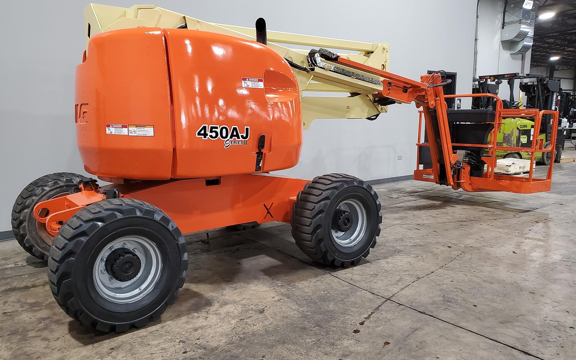Used 2003 JLG 450AJ  | Cary, IL