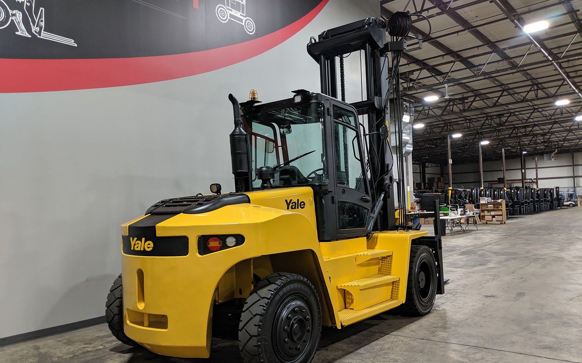 Used 2014 YALE GDP230DCE  | Cary, IL