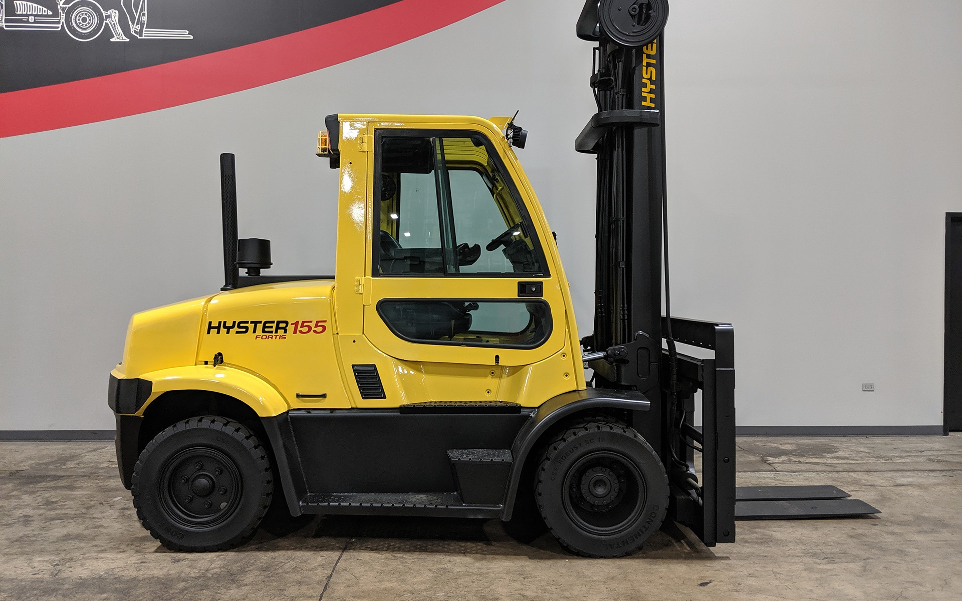 Used 2013 HYSTER H155FT  | Cary, IL