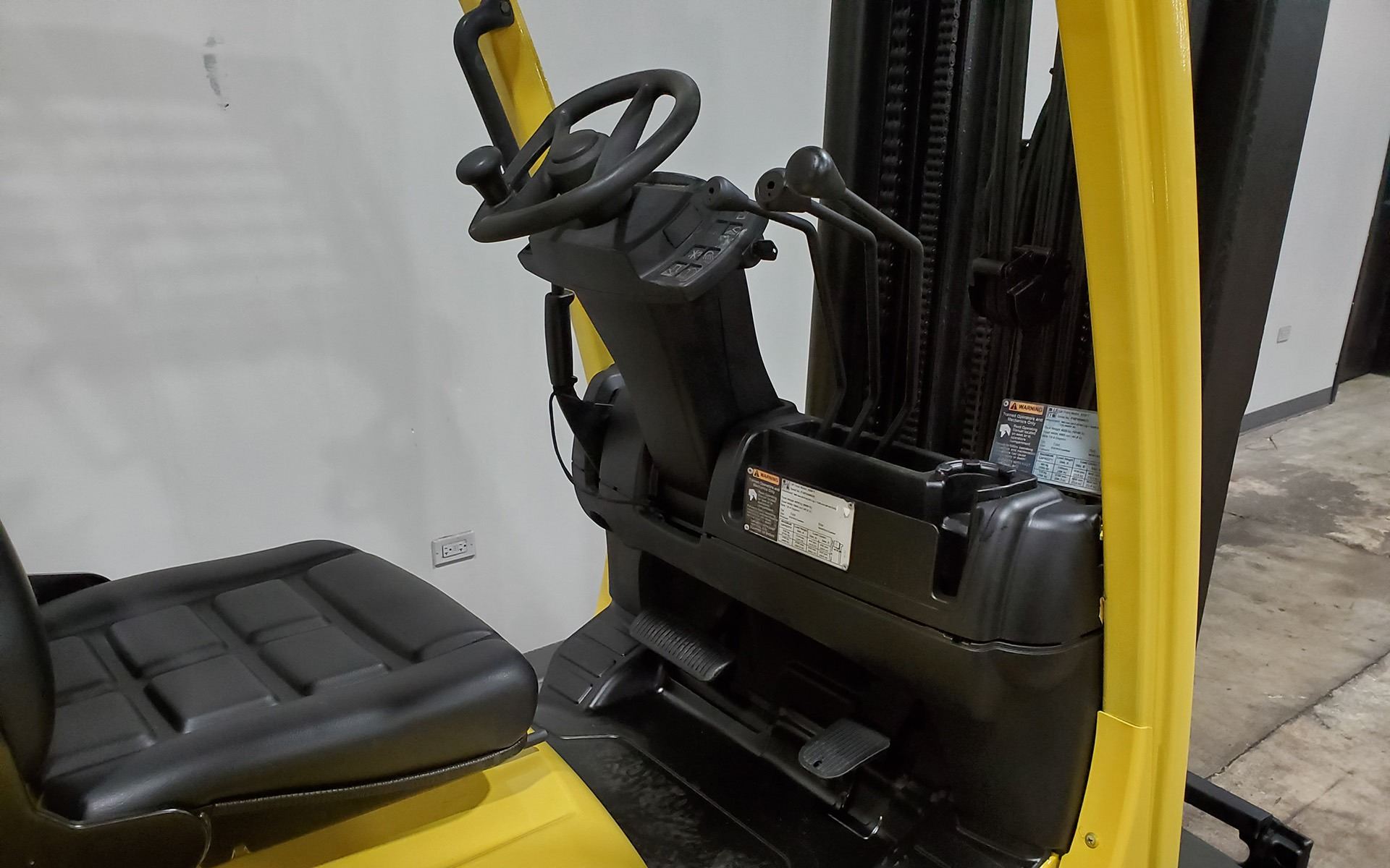 Used 2007 HYSTER S50FT  | Cary, IL