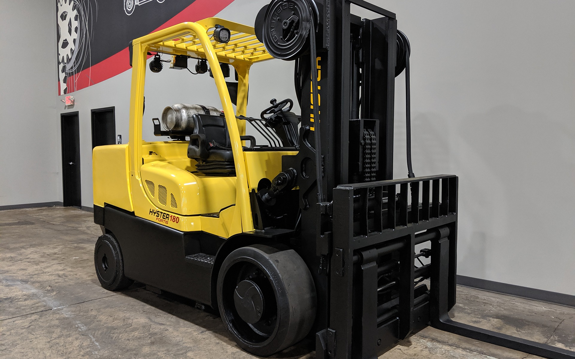 Used 2014 HYSTER S180FT  | Cary, IL