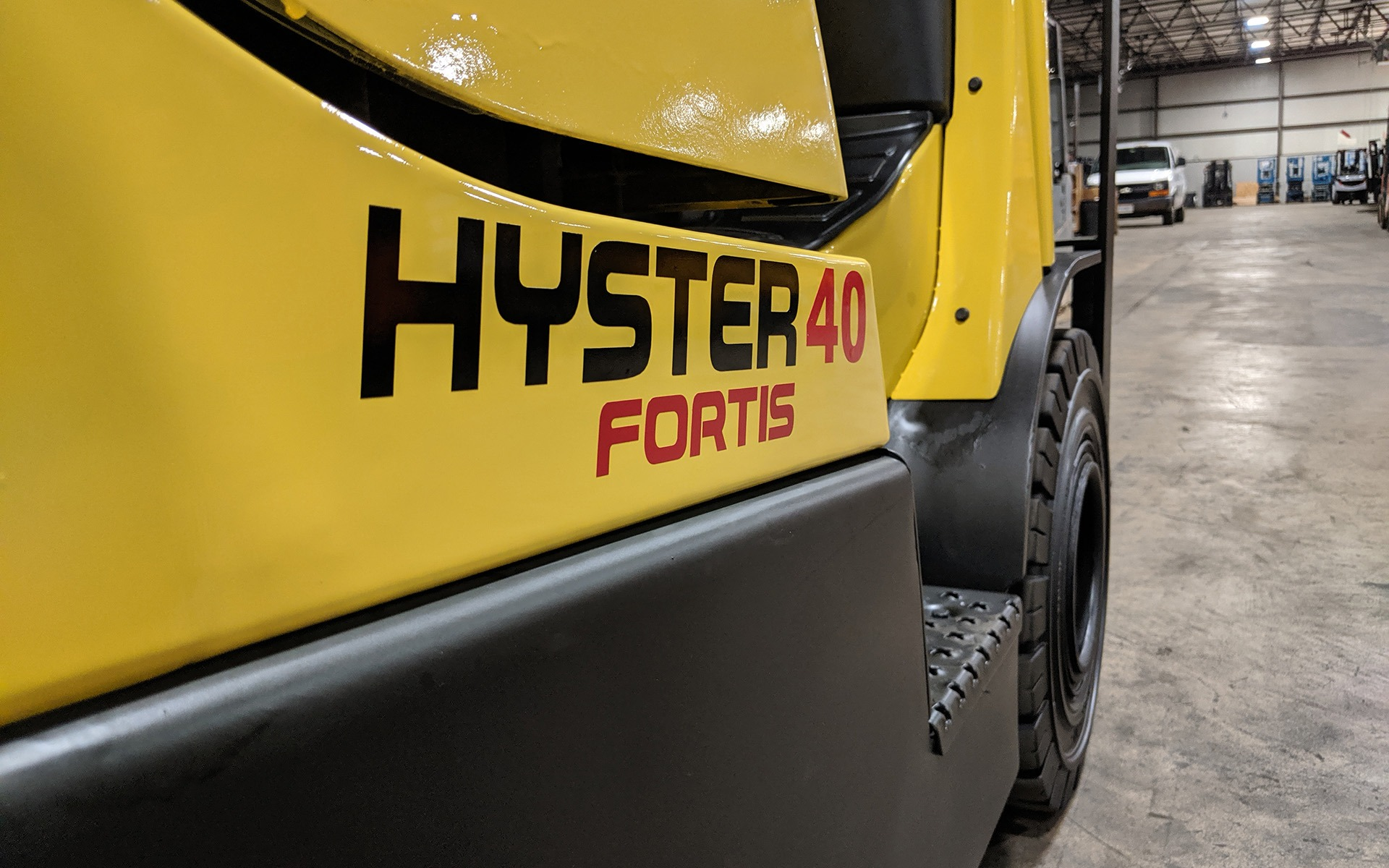 Used 2007 HYSTER H40FT  | Cary, IL