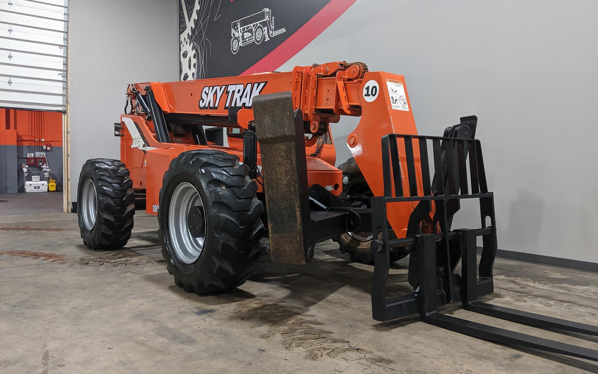 Used 2008 SKYTRAK 10054  | Cary, IL