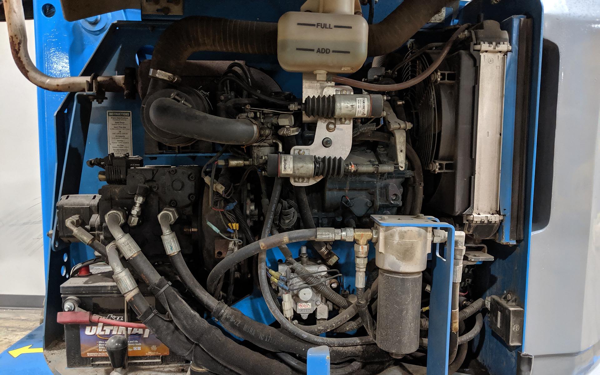 Used 2011 GENIE Z34 22IC    Cary, IL