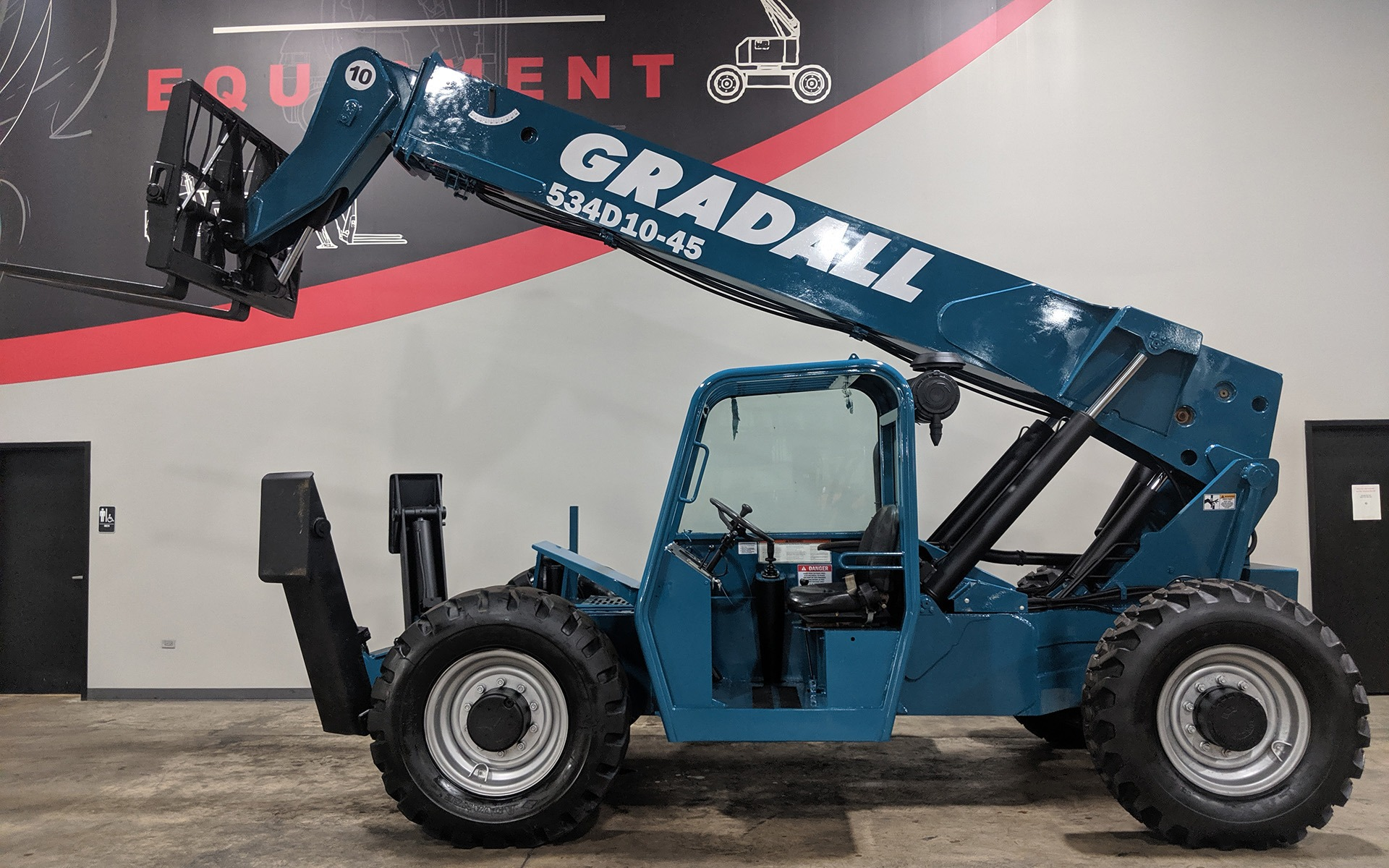 Used 2006 GRADALL 534D-10  | Cary, IL