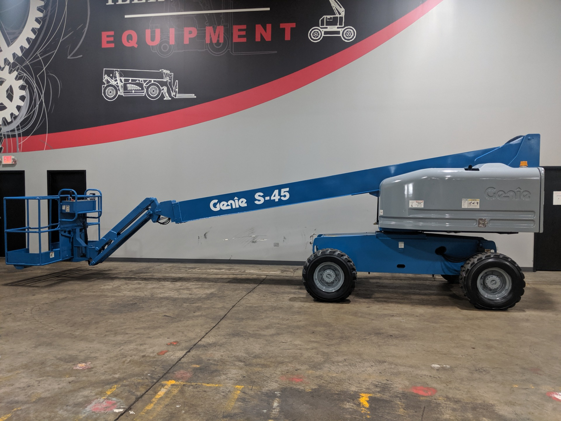 Used 2001 GENIE S45  | Cary, IL