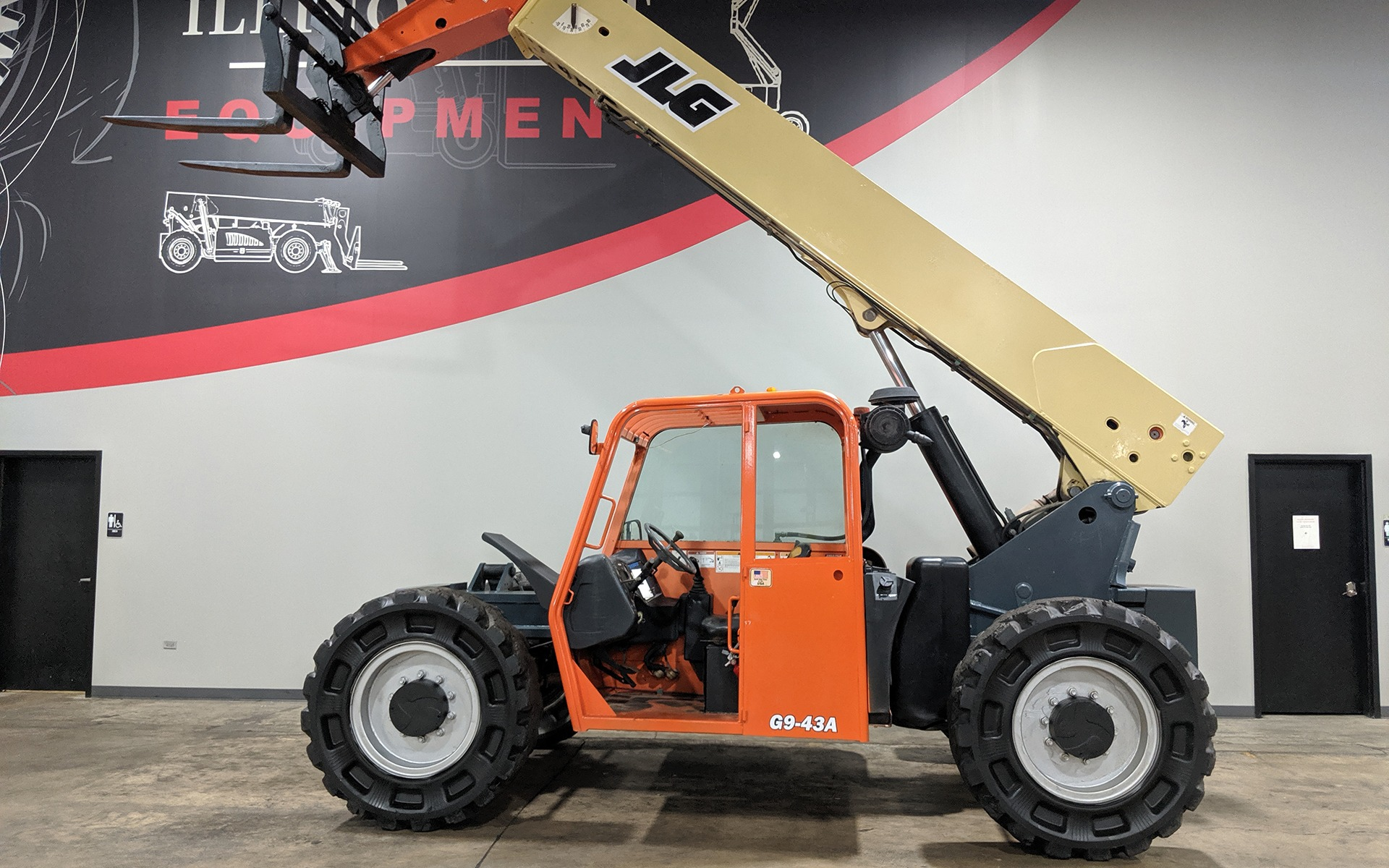 Used 2010 JLG G9-43A  | Cary, IL
