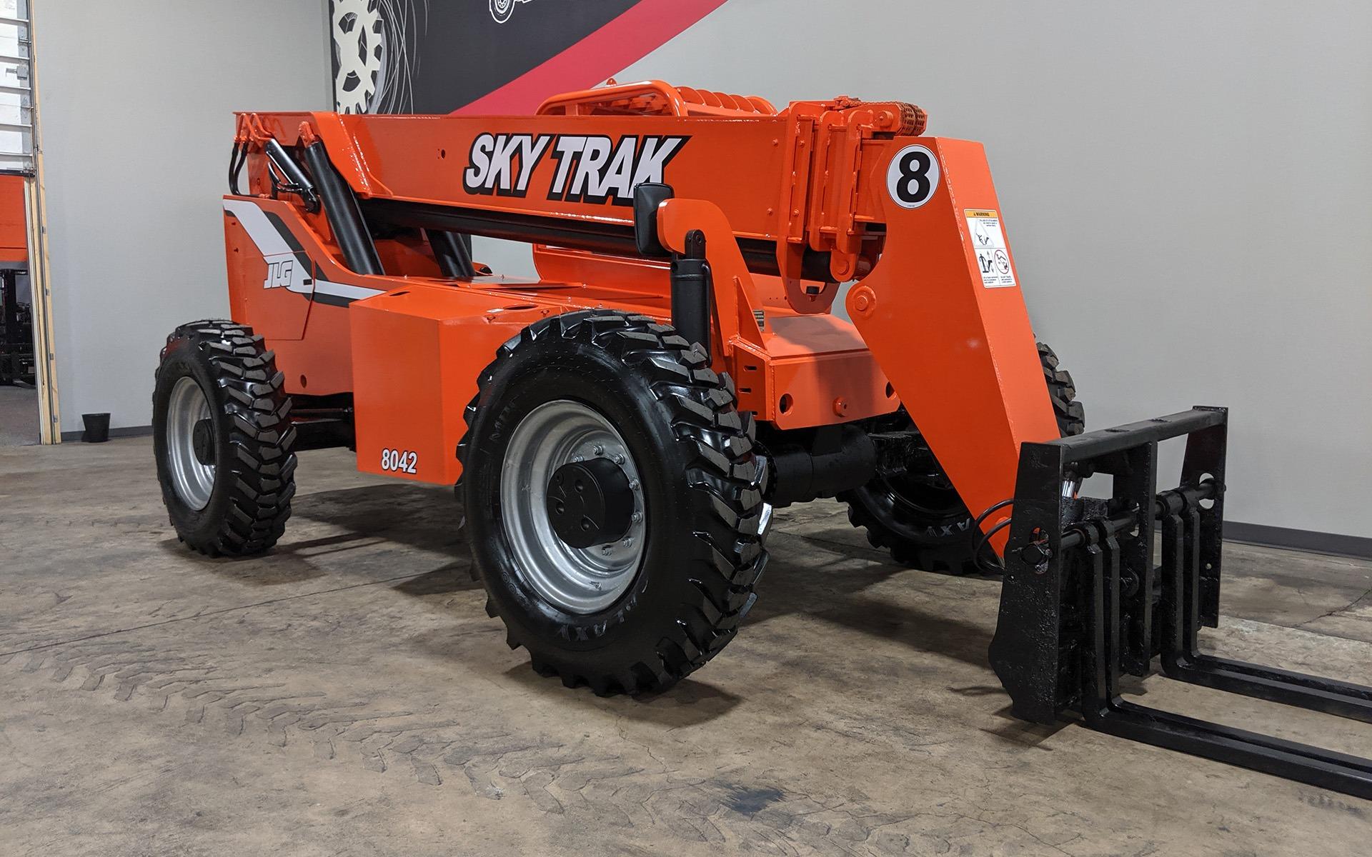Used 2005 SKYTRAK 8042    Cary, IL
