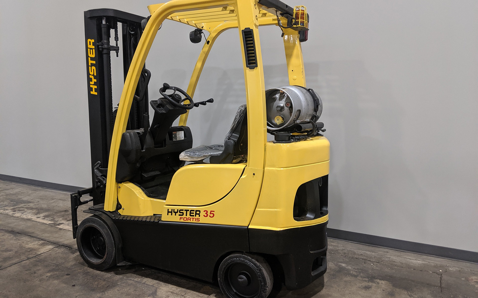Used 2010 HYSTER S35FT    Cary, IL