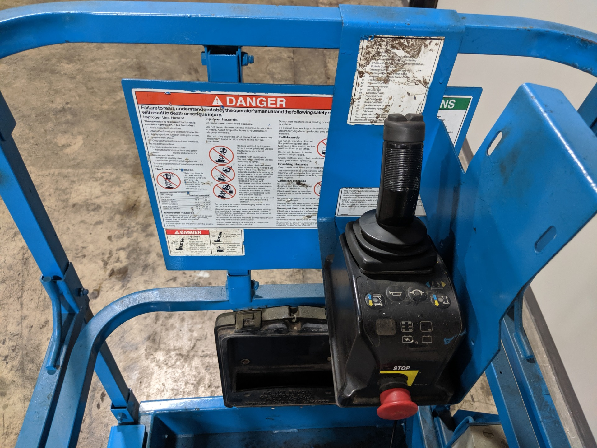 Used 2012 GENIE GS2632  | Cary, IL