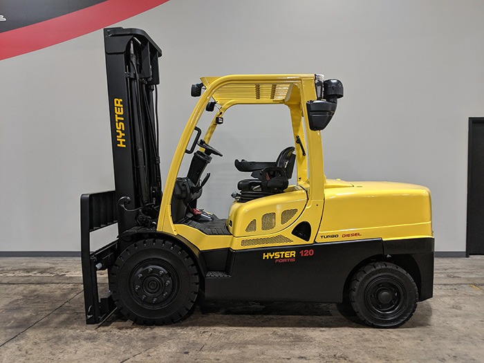 Used 2015 HYSTER H120FT  | Cary, IL