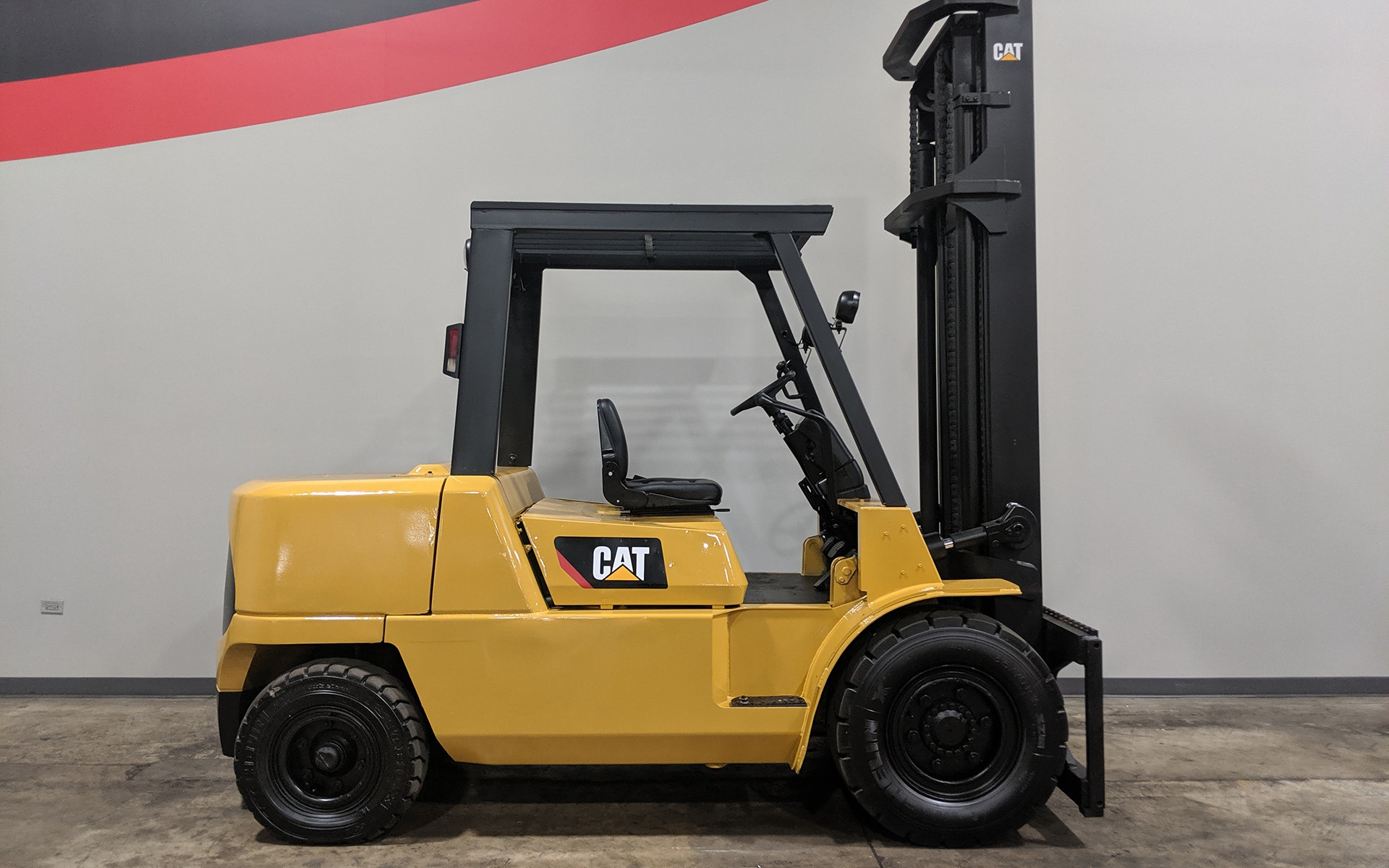 Used 2002 CATERPILLAR DP50K  | Cary, IL