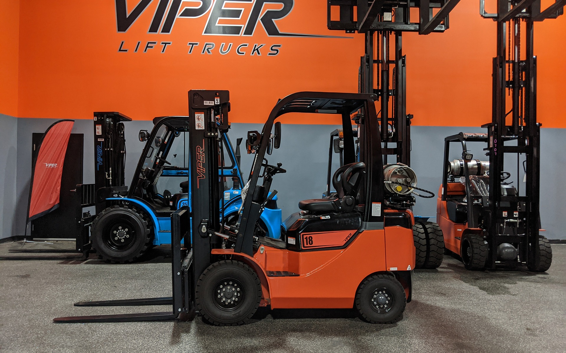 New 2020 VIPER FY18  | Cary, IL