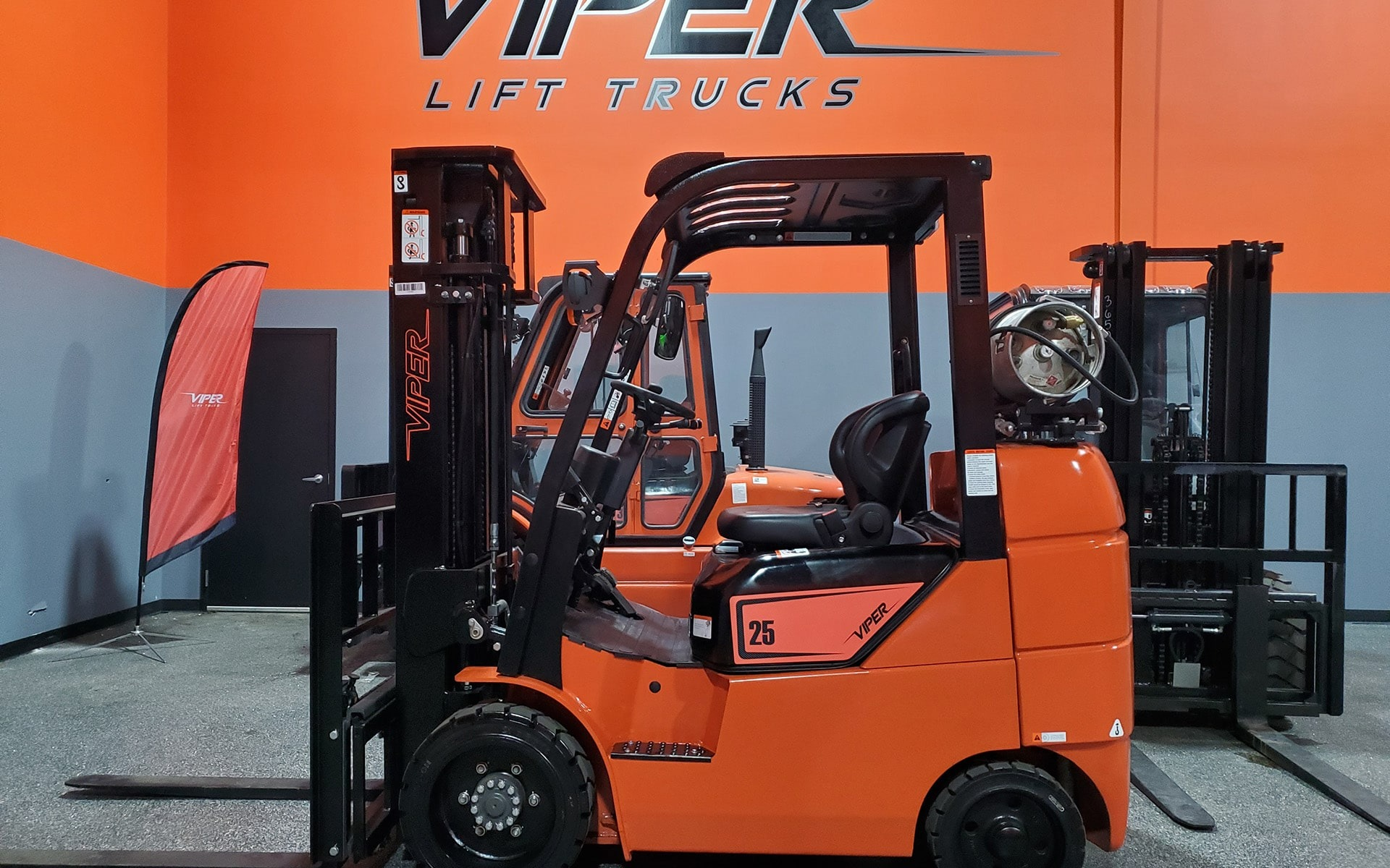 New 2021 VIPER FY25C  | Cary, IL