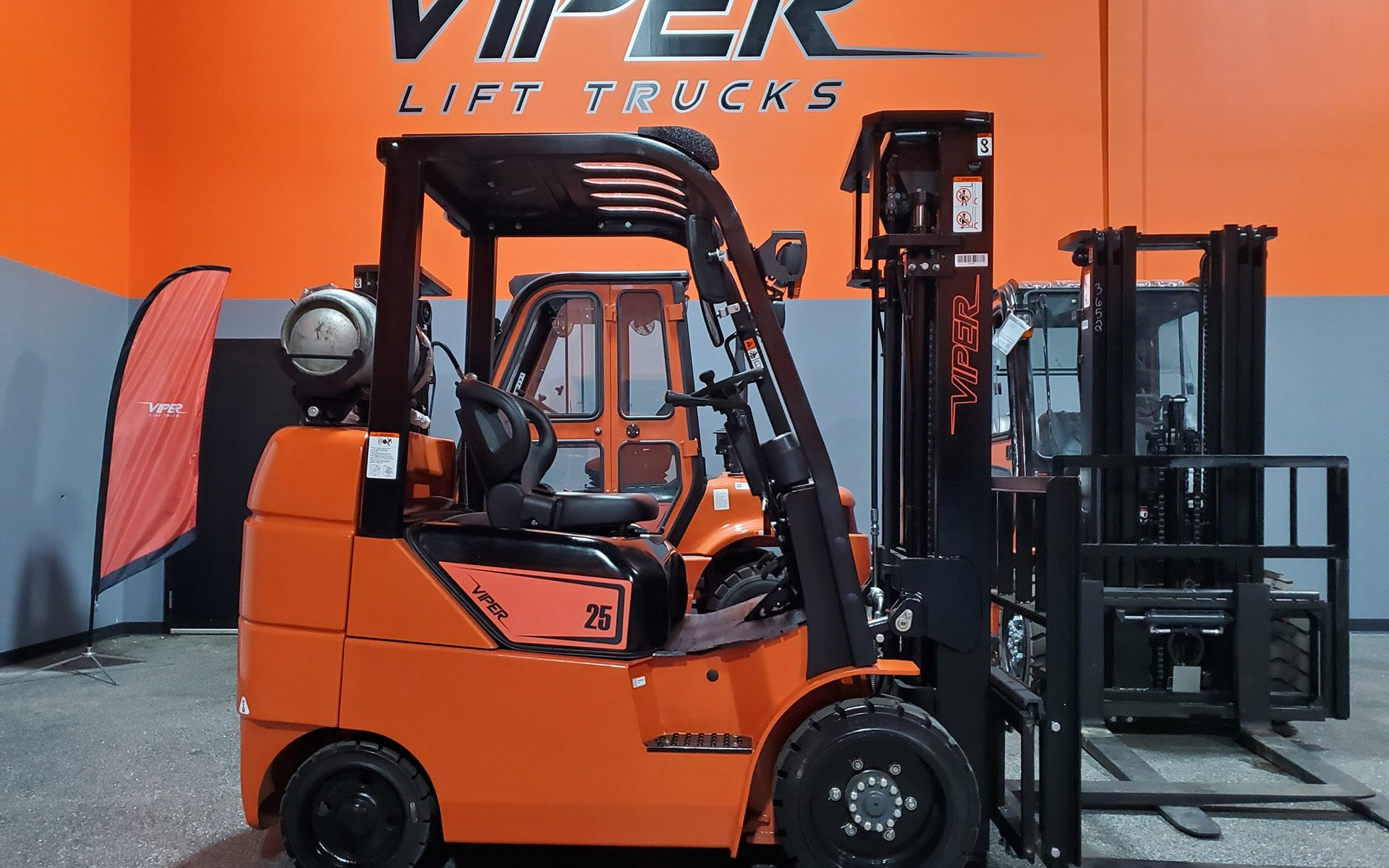 New 2020 VIPER FY25C  | Cary, IL