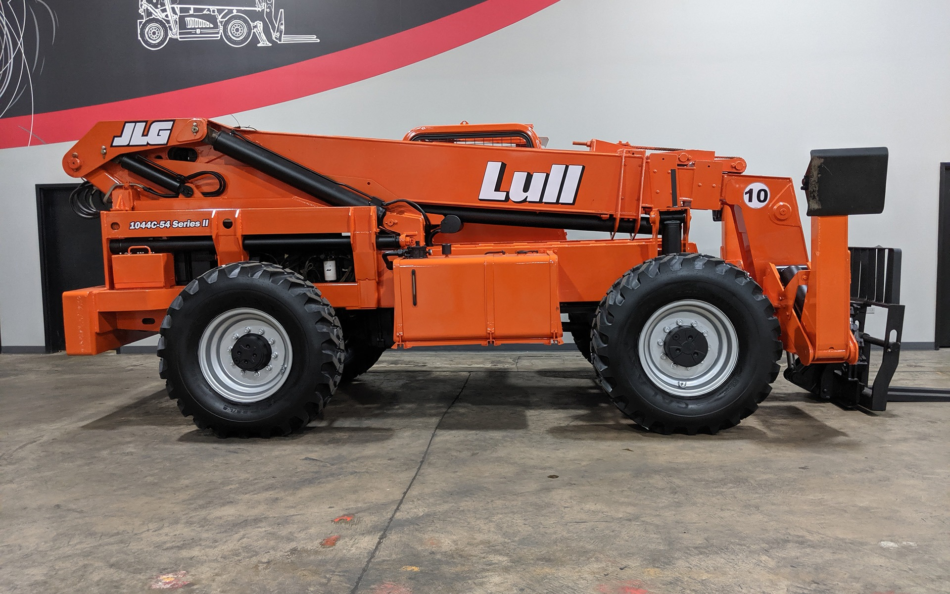 Used 2011 LULL 1044C-54  | Cary, IL