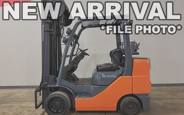 Toyota Forklifts for Sale | Illinois Lift Equipment