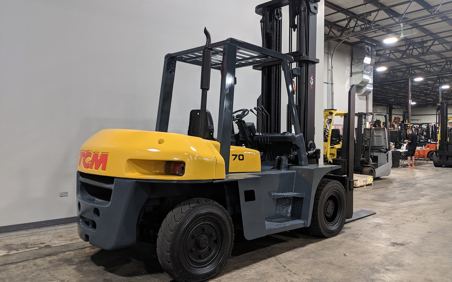 Used 2006 TCM FD70-9  | Cary, IL