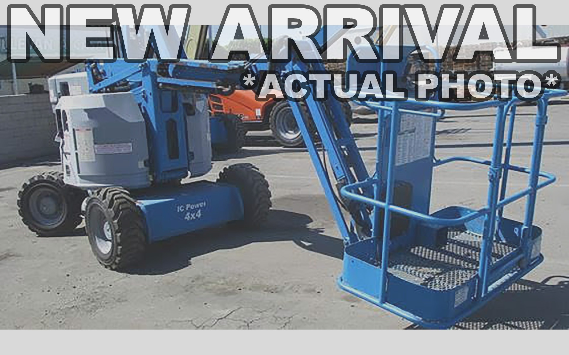 Used 2012 GENIE Z34 22IC  | Cary, IL