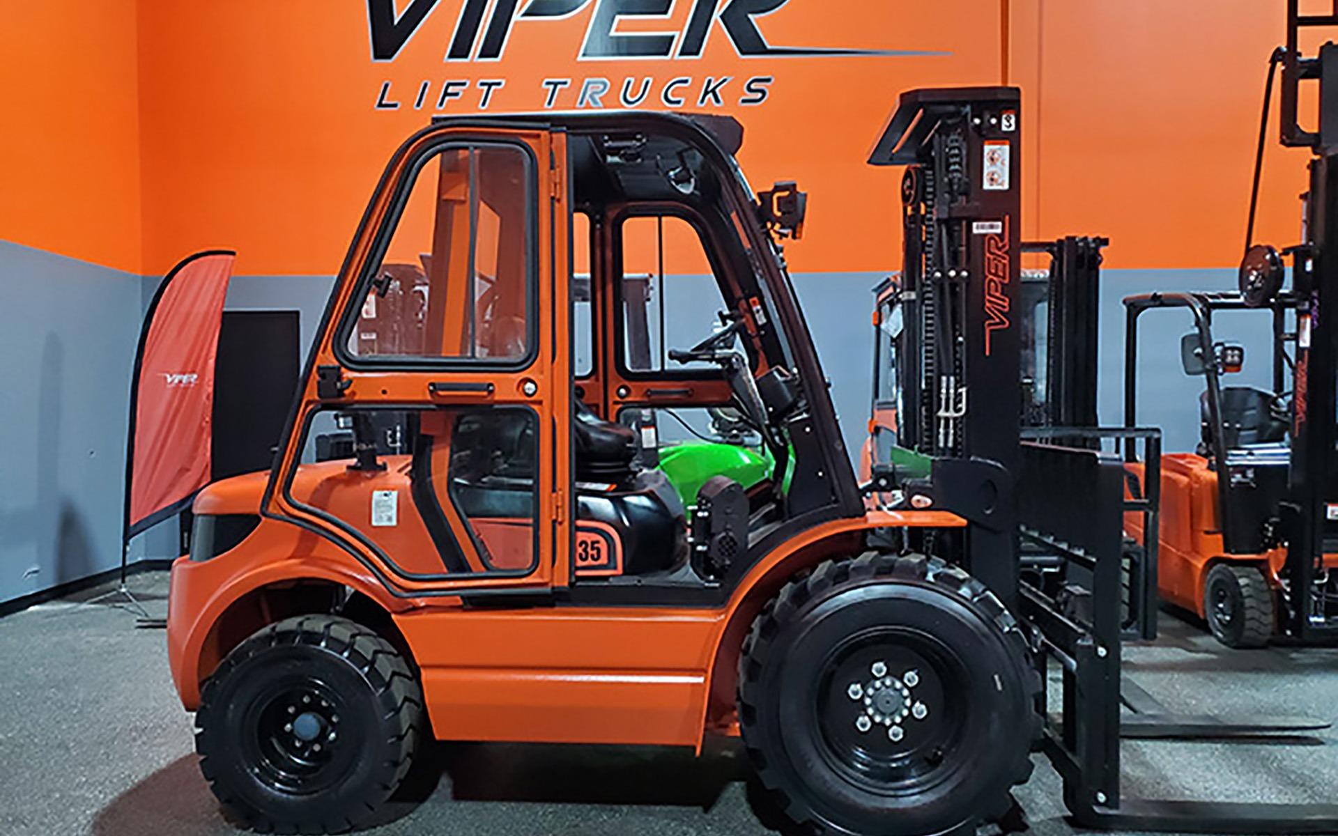 New 2020 VIPER RTD35  | Cary, IL
