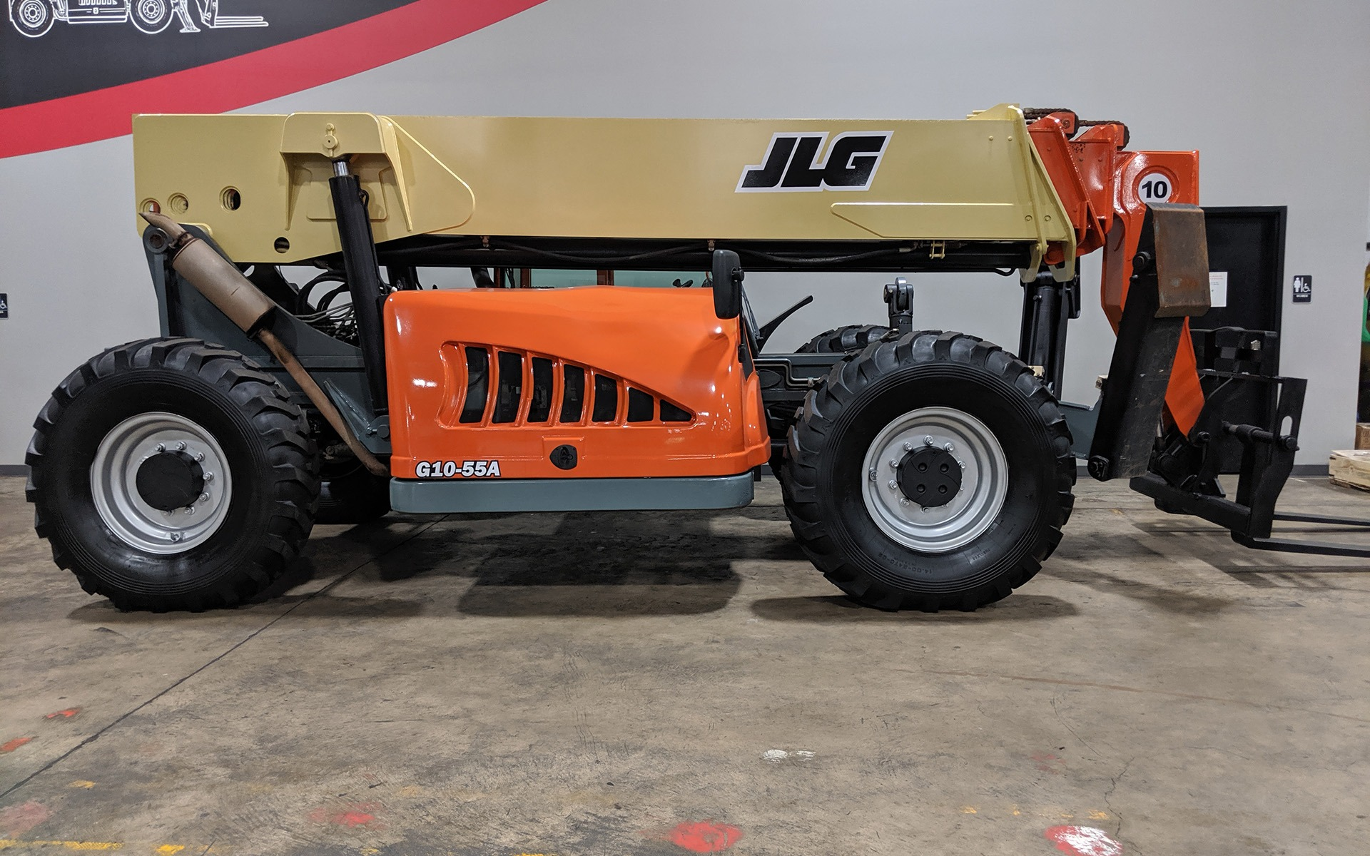Used 2009 JLG G10-55A  | Cary, IL
