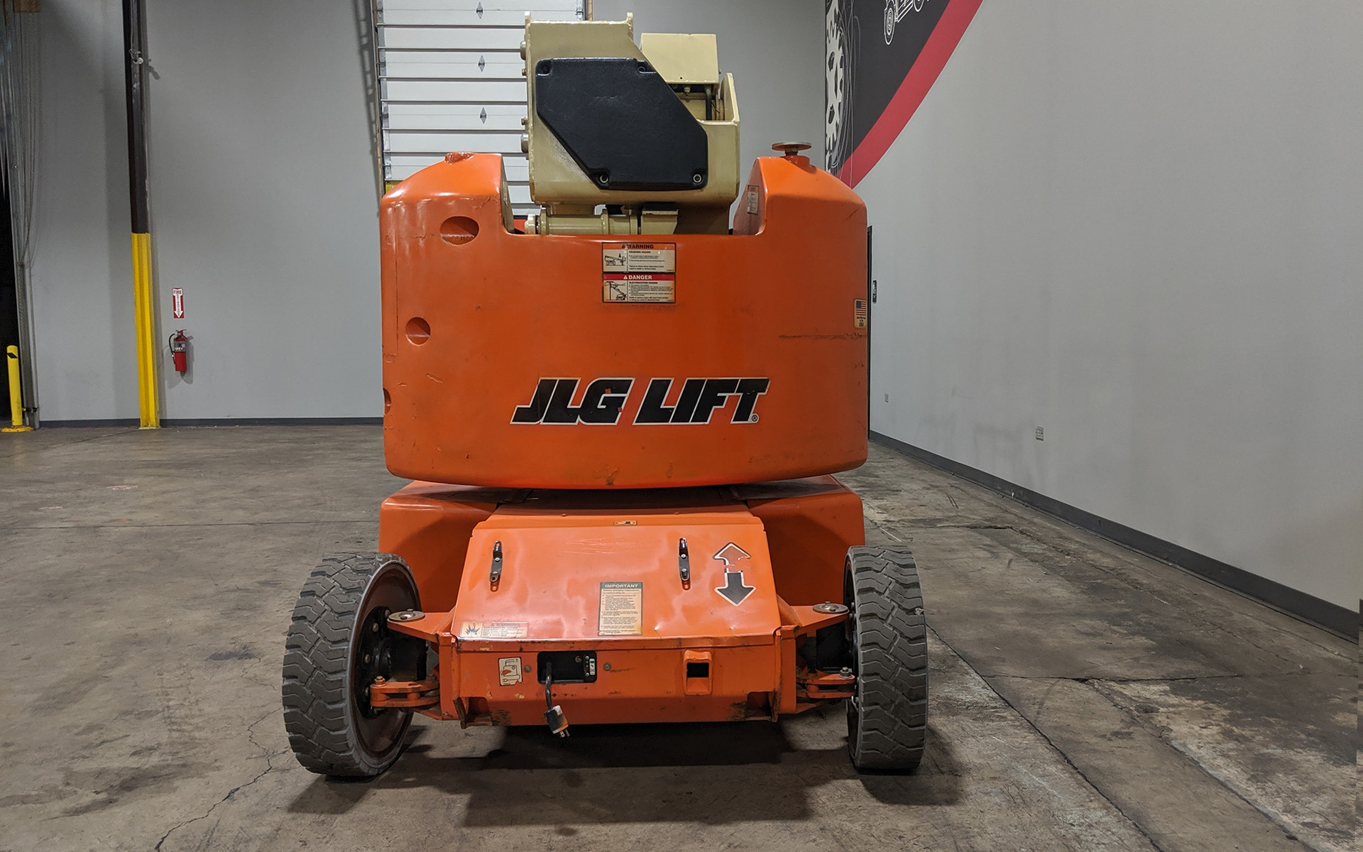Used 2002 JLG E400AN  | Cary, IL