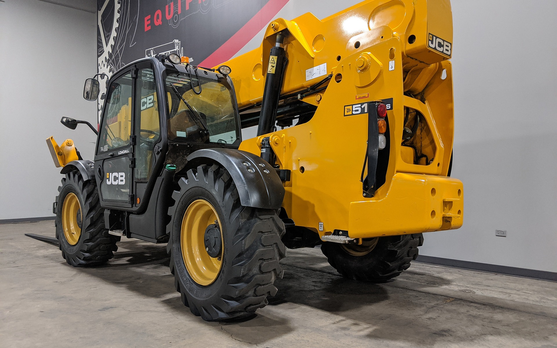 Used 2014 JCB 510-56    Cary, IL