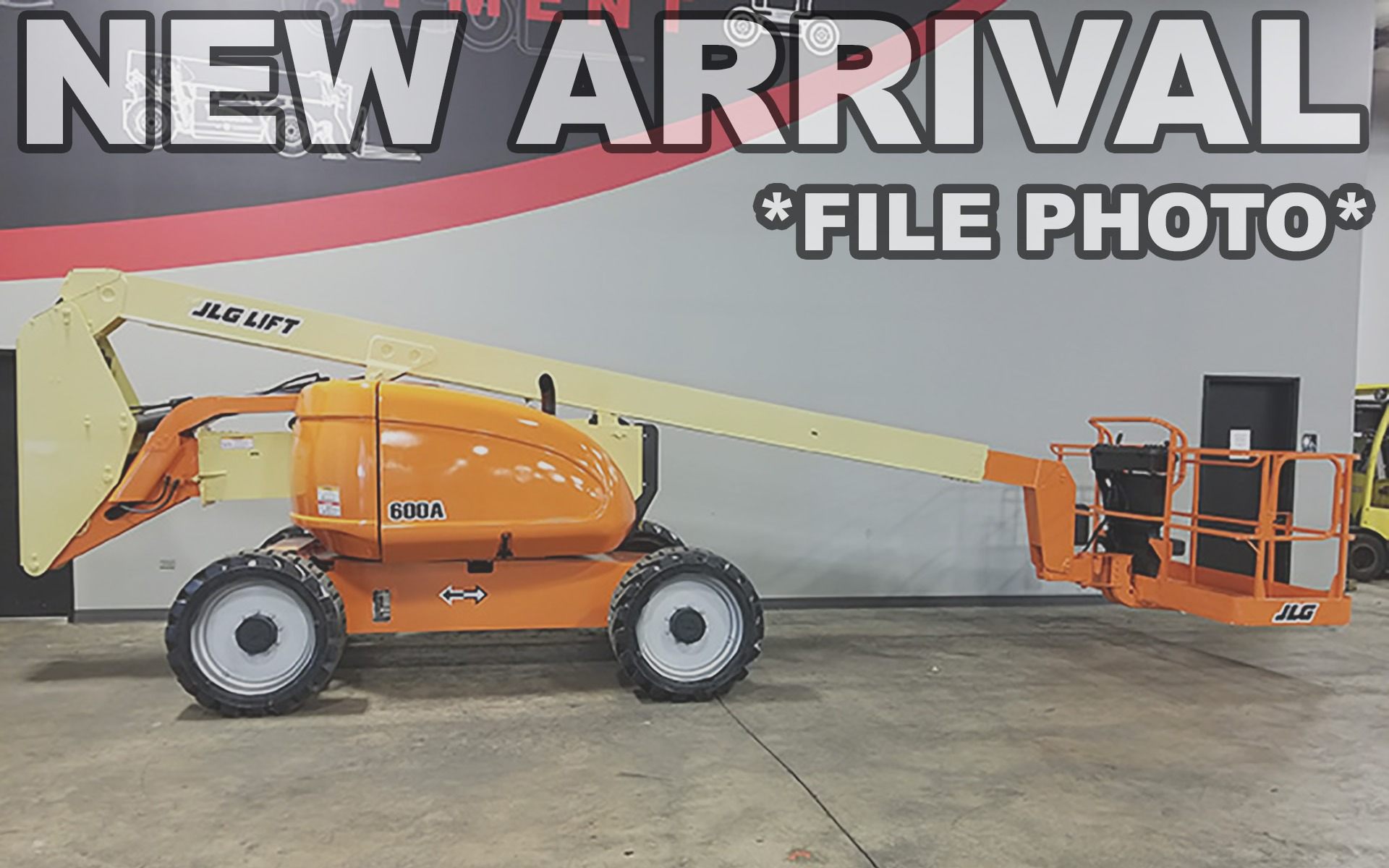Used 2008 JLG 600A  | Cary, IL