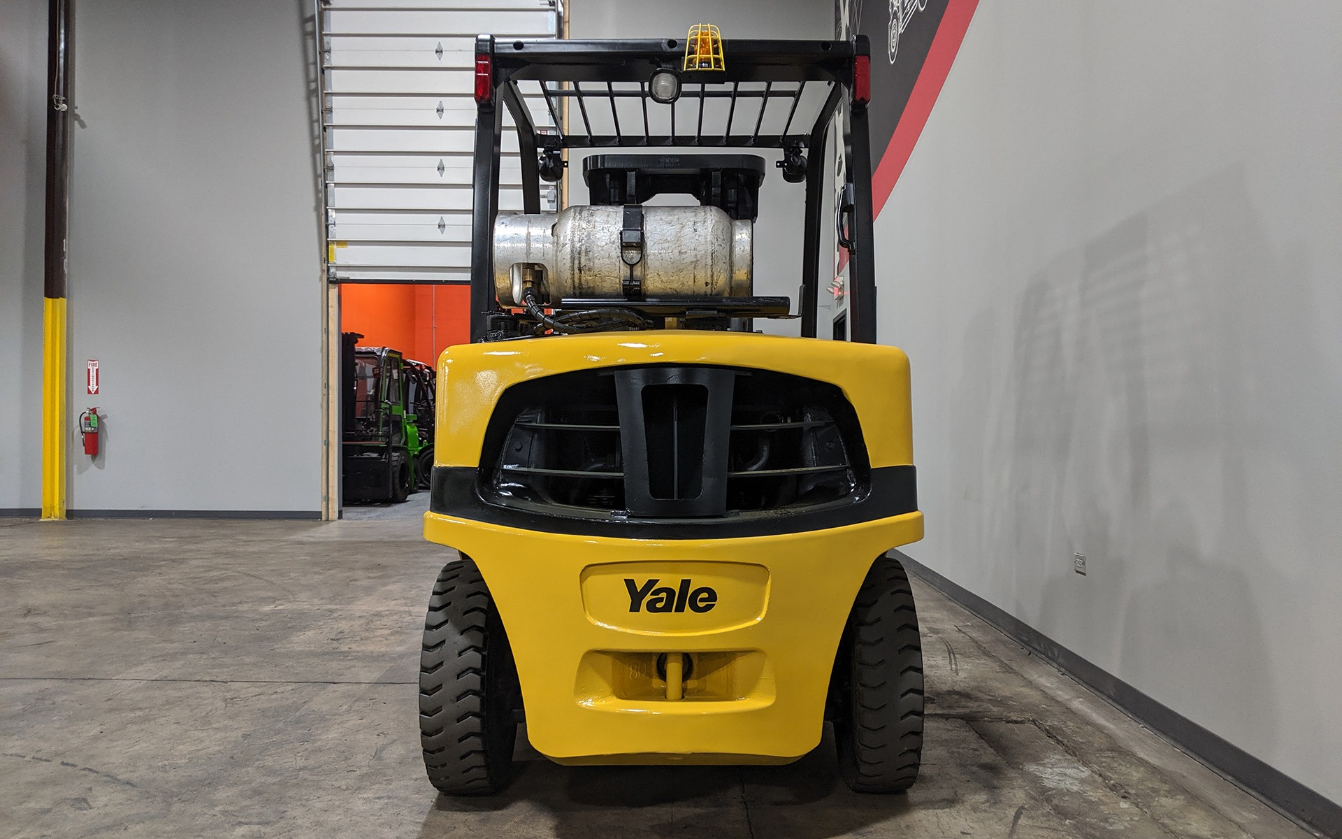 Used 2014 YALE GLP080VX  | Cary, IL