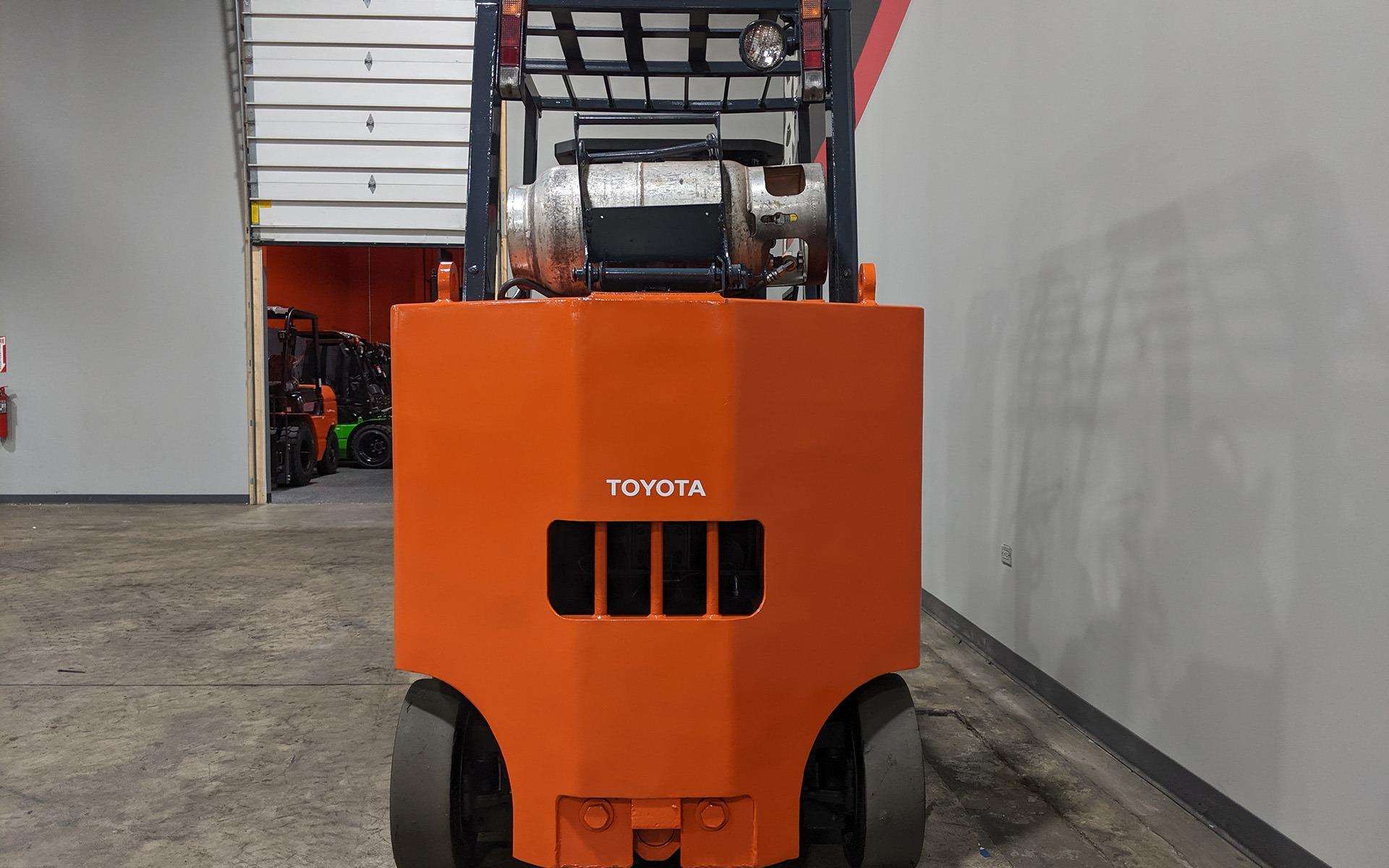 Used 1999 TOYOTA 6FGCU35-BCS  | Cary, IL