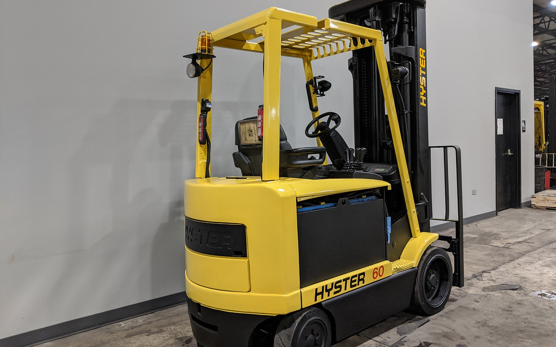 Used 2008 HYSTER E60Z  | Cary, IL