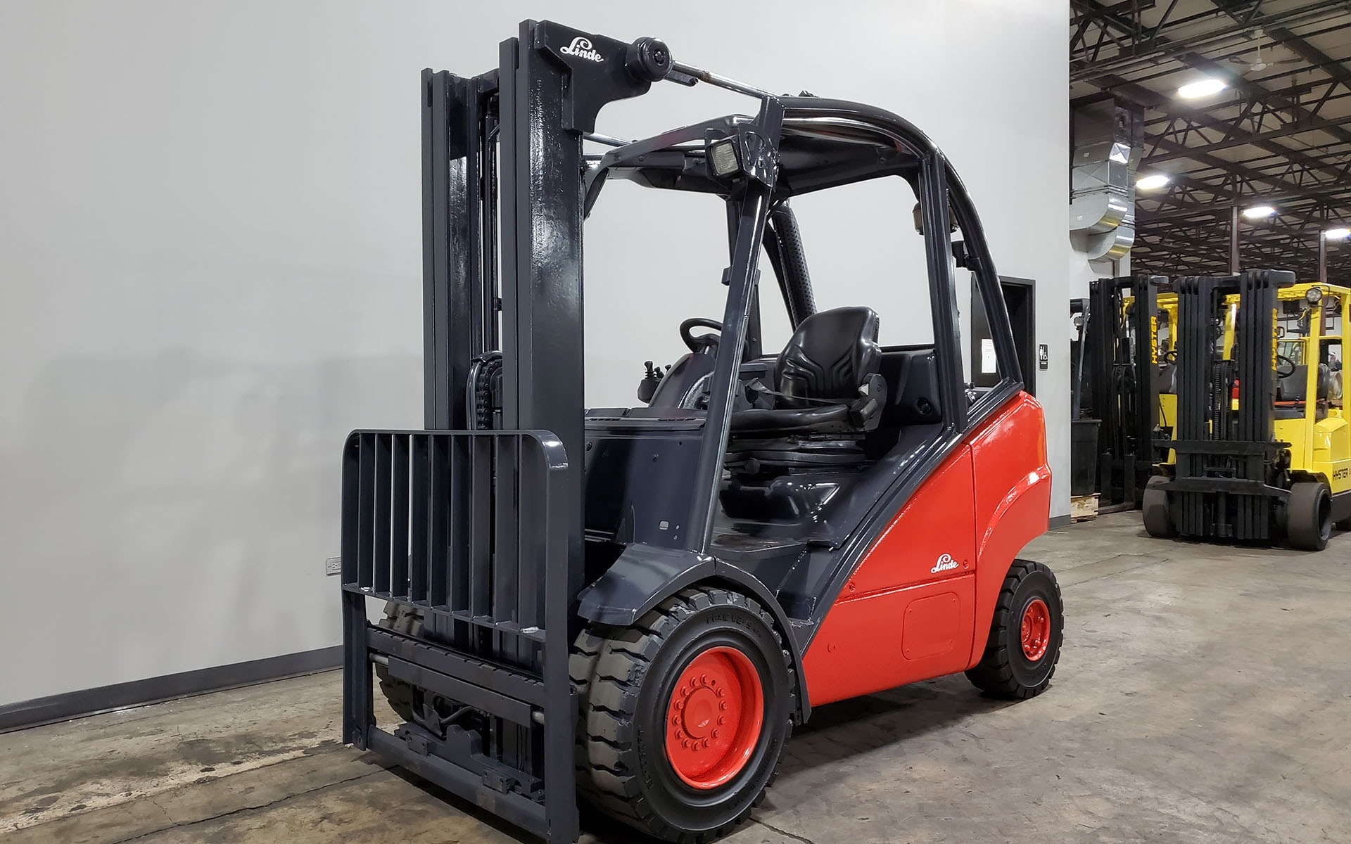 Used 2006 LINDE H25D  | Cary, IL