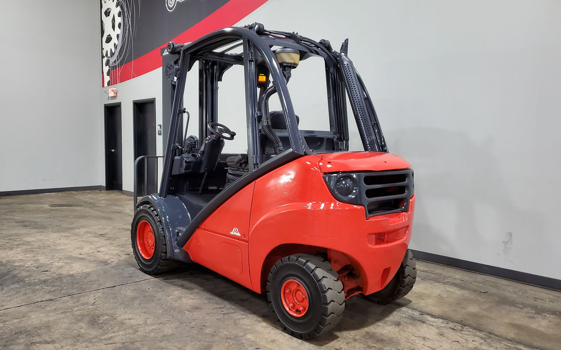 Used 2006 LINDE H25D    Cary, IL