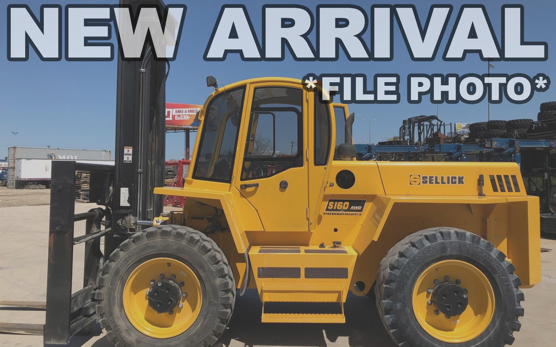 Used 2008 SELLICK S160  | Cary, IL